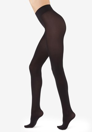 COLLANTS 50 DENIERS ULTRA-CONFORTABLES AU TOUCHER DOUX - Tights - black