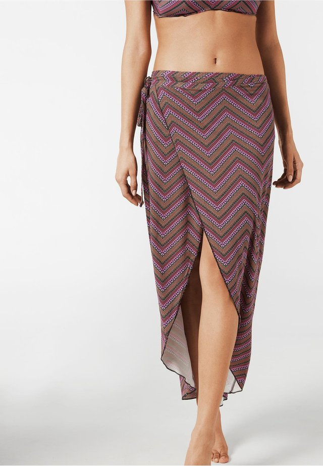 LANGER PAREO - Beach accessory - multifarben - 195c - ethnic chevron