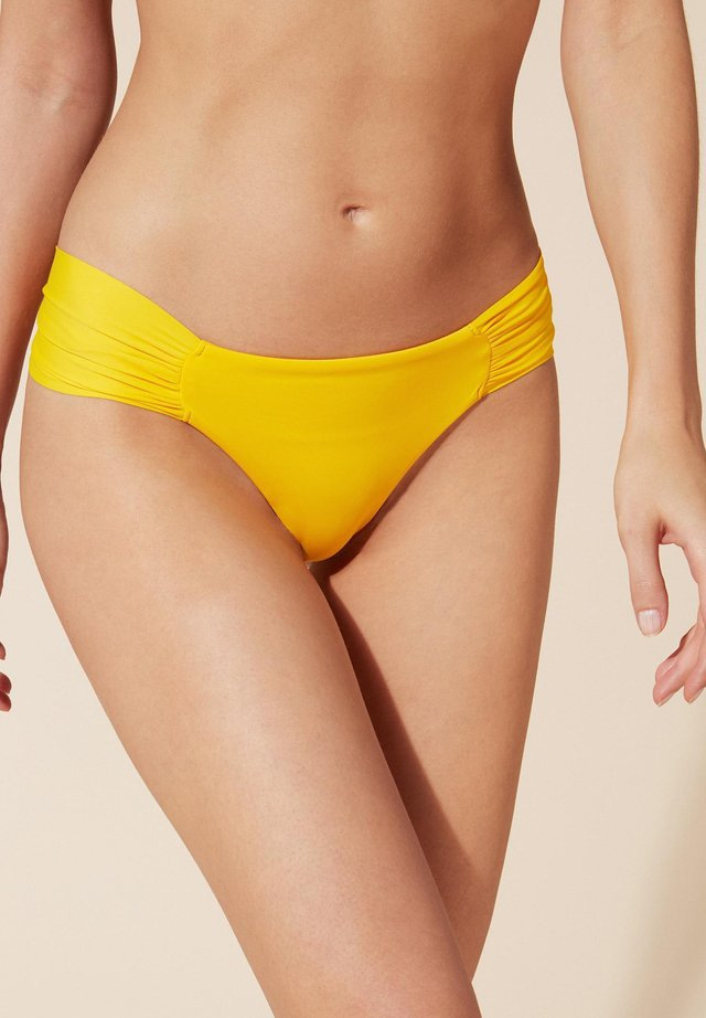 INDONESIA - Bikini bottoms - gelb - 248c - summer yellow