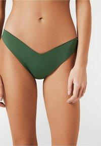 Calzedonia - INDONESIA - Bikini bottoms - grün - 175c - palm green - 0
