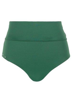 MIT UMSCHLAGBUND INDONESIA - Bikini bottoms - grün - 175c - palm green
