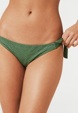 AMELIA - Bikini bottoms - grün - 184c - 3d palm green