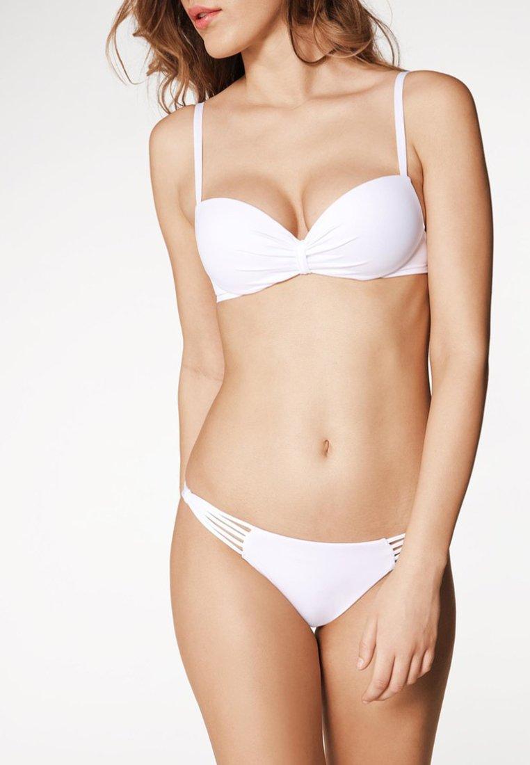 Calzedonia - INDONESIA - Bikini-Top - white