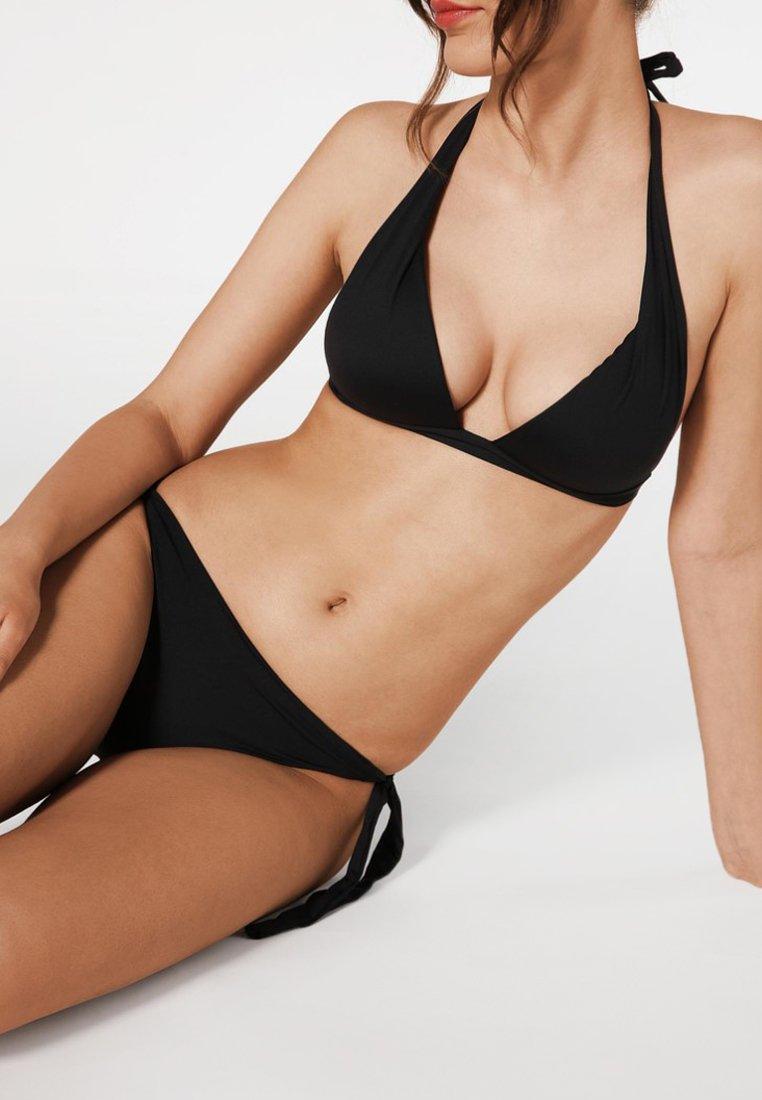 Calzedonia - INDONESIA - Bikini-Top - nero
