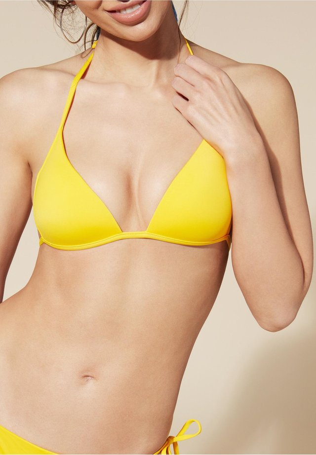 INDONESIA - Bikini top - gelb - 248c - summer yellow