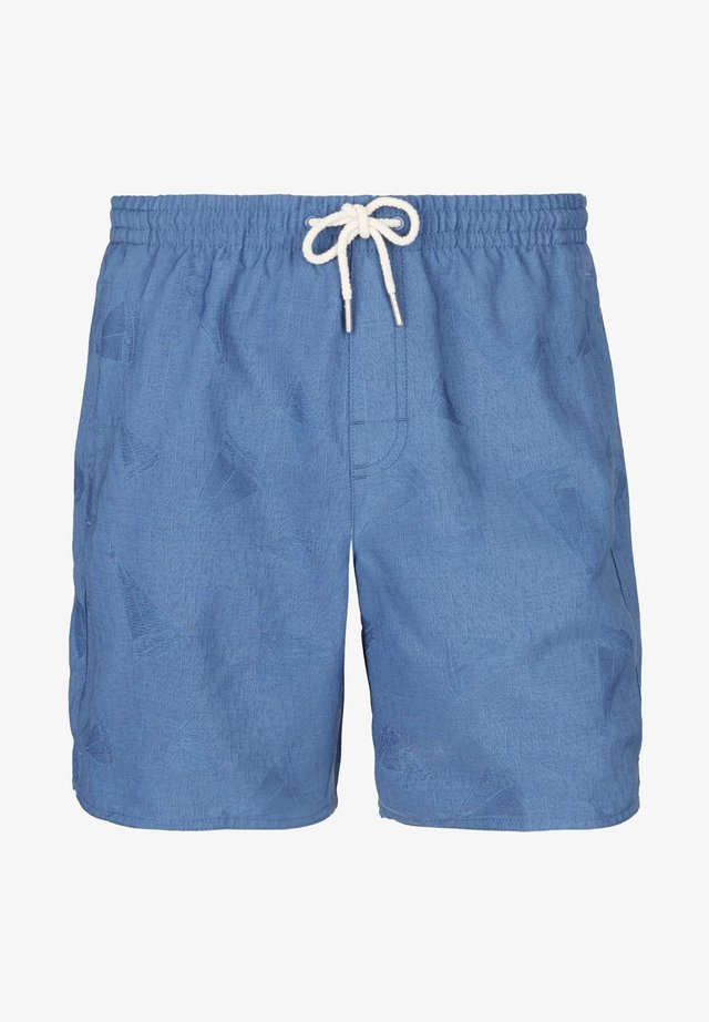 Shorts - blau - 227c - denim blue