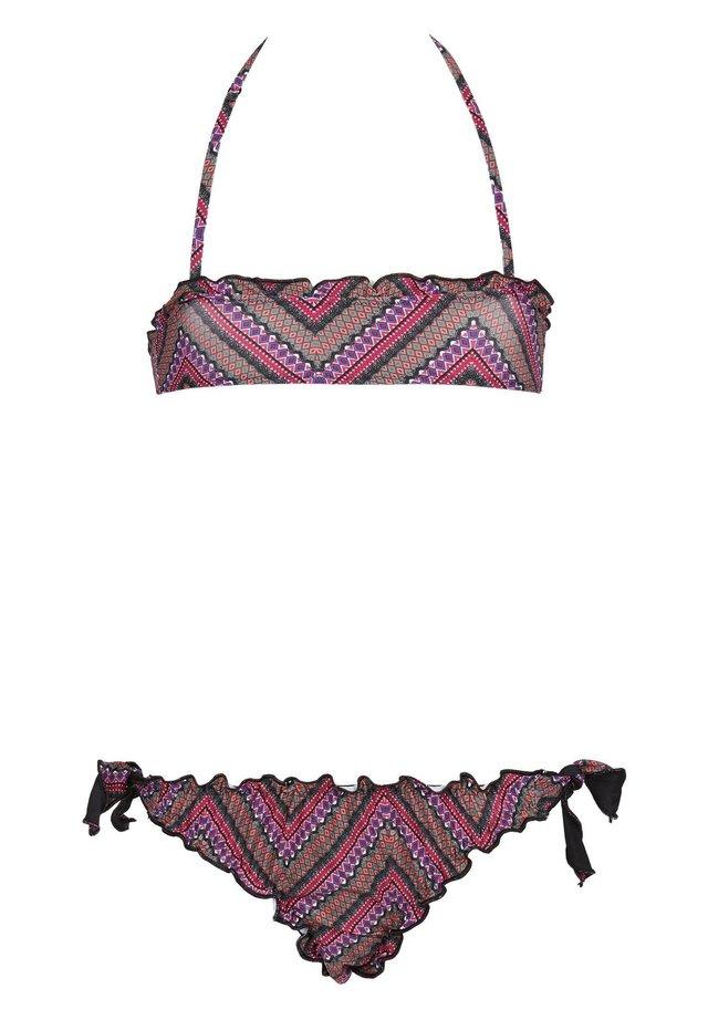 Bikini - multifarben - 195c - ethnic chevron