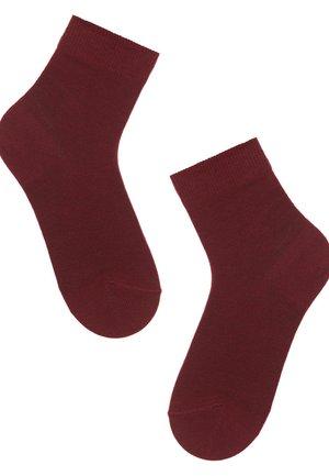 MIT ATMUNGSAKTIVEM FRESH FEET  - Socks - dark red