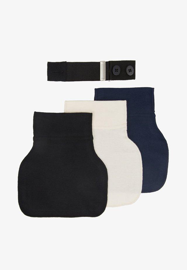 FLEXIBELT WAIST EXPANDER - Övrigt - black/dark blue/white
