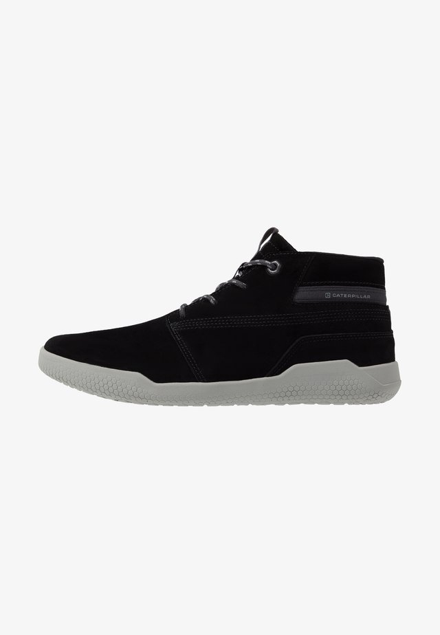 HEX MID - Sneakersy wysokie - black