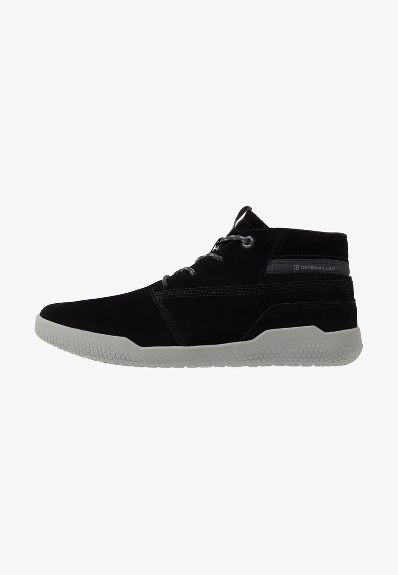 Caterpillar - HEX MID - High-top trainers - black