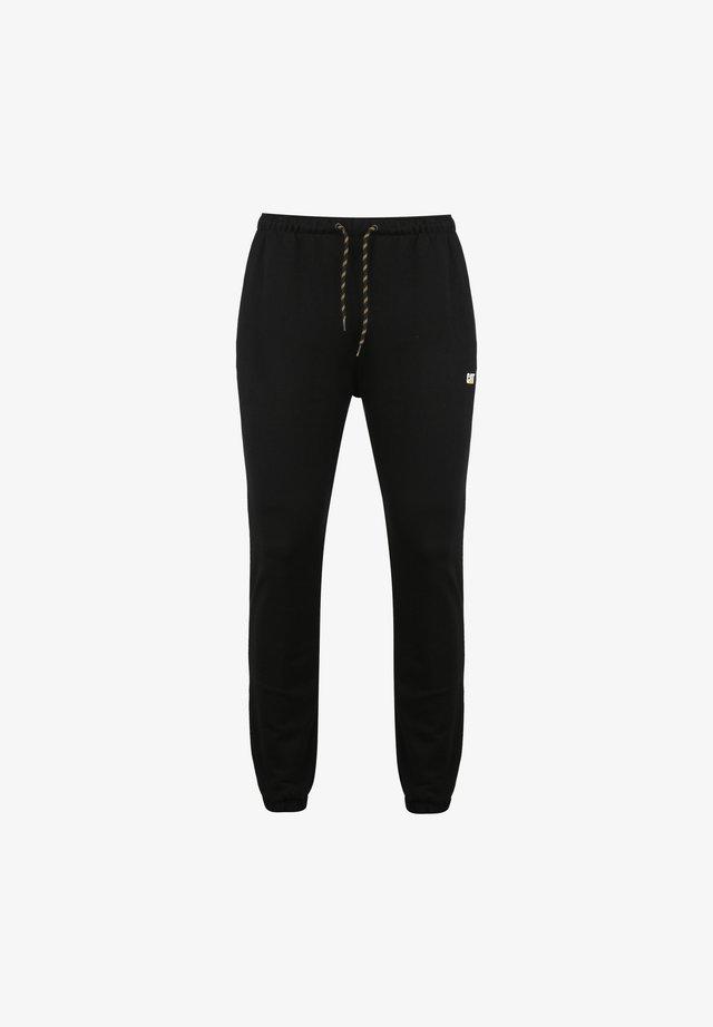LOGO JOGGINGHOSE HERREN - Pantalon de survêtement - black