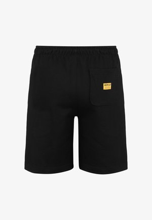 CAT LOGO SWEAT SHORT HERREN - Shorts - black