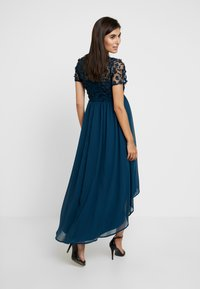 Chi Chi London Maternity - VERONICA DRESS - Suknia balowa - teal