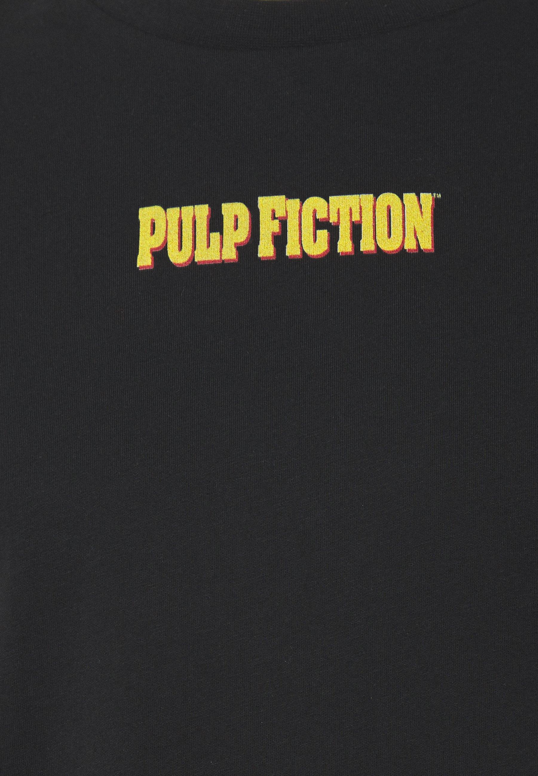 CORELLA PULP FICTION LICENSE  - T-shirt z nadrukiem - black