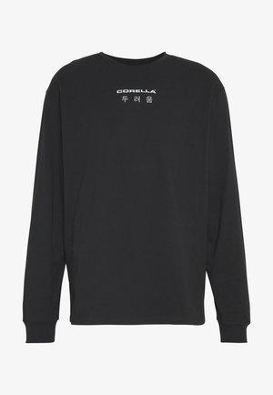 JAPENSE WRITING - T-shirt à manches longues - black