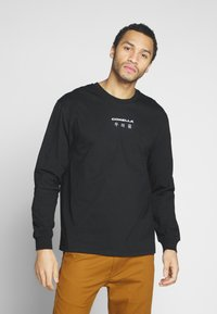 CORELLA - JAPENSE WRITING - Longsleeve - black - 0