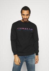 CORELLA - CORELLA WARNING - Sweater - black - 2