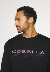 CORELLA - CORELLA WARNING - Sweater - black - 3