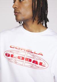 CORELLA - TORONTO GLOBAL - Sweater - white - 5