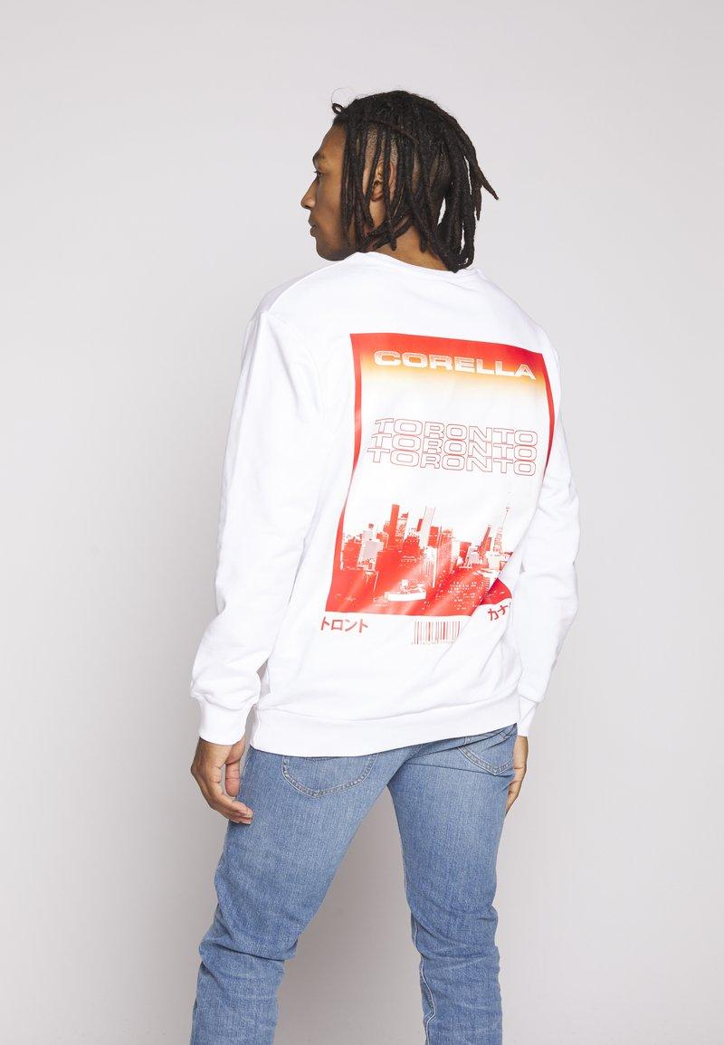 CORELLA - TORONTO GLOBAL - Sweater - white