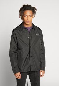 CORELLA - COACH JACKET - Summer jacket - black - 2
