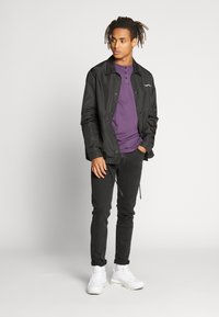 CORELLA - COACH JACKET - Summer jacket - black - 1