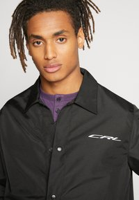CORELLA - COACH JACKET - Summer jacket - black - 3