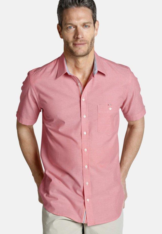 YVEN - Shirt - salmon