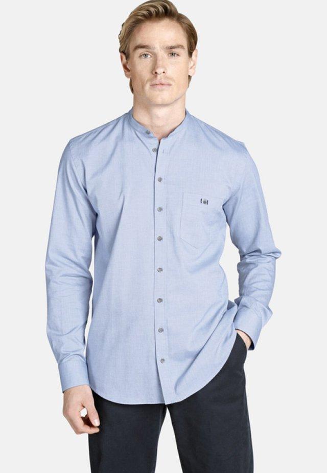 EARL ALEC - Shirt - light blue