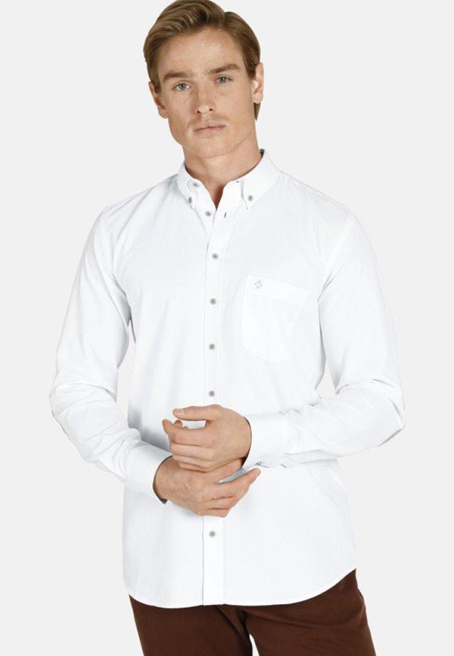 EARL EDMUND - Overhemd - white