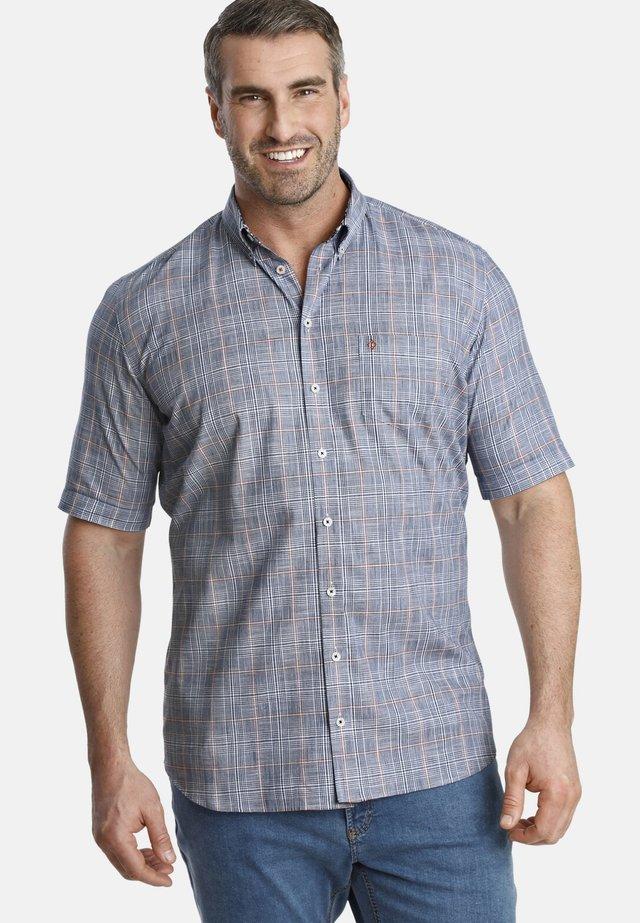 DUKE GEOFFREY - Shirt - blue