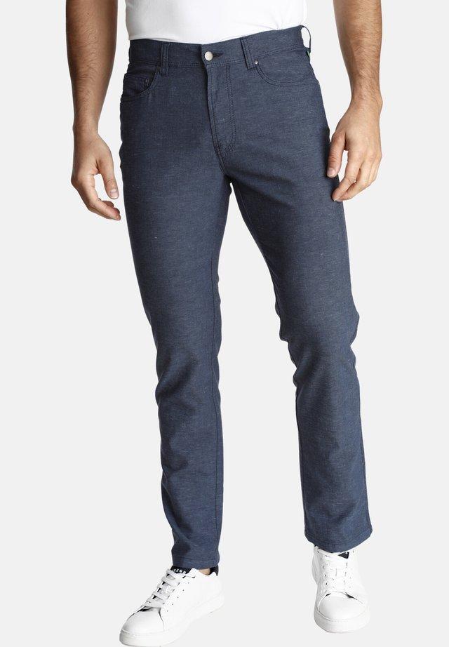 BARON WESLEY - Pantalon classique - blue
