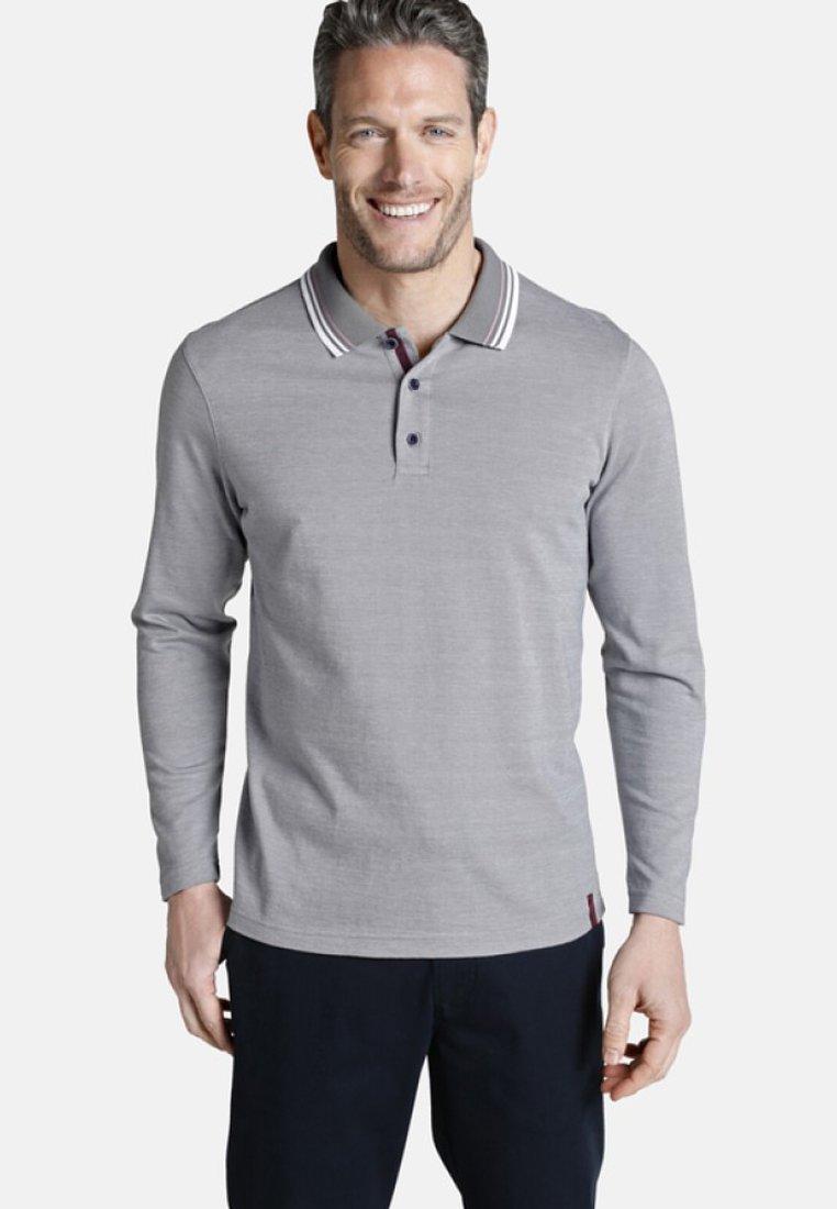Charles Colby - PADRIC - Poloshirt - grey
