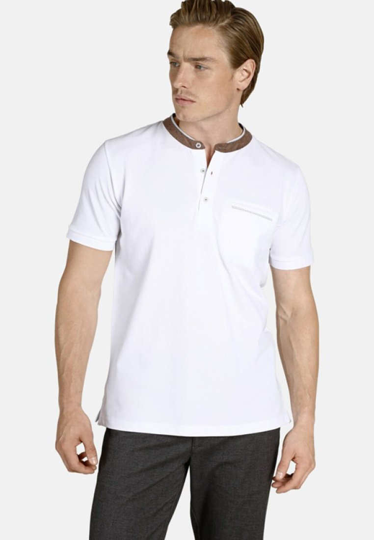 Charles Colby - DUKE QUENTIN - T-Shirt print - white