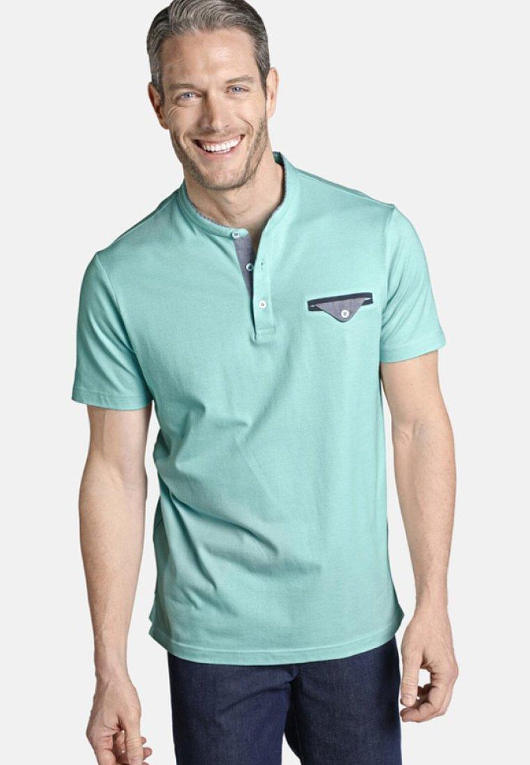 Charles Colby - SADWYN - T-Shirt print - turquoise