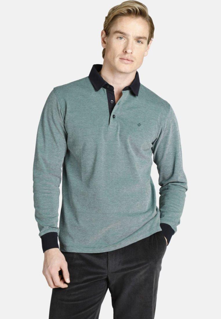 Charles Colby - DUKE EDGAR - Poloshirt - green