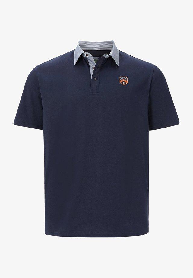 EARL DOUGLAS - Polo shirt - dunkelblau