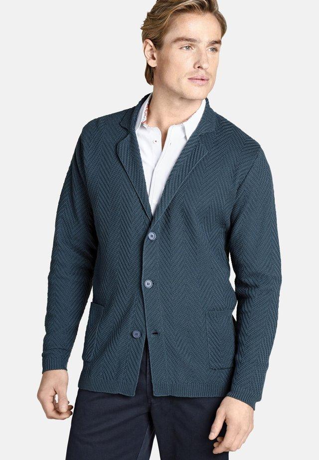 BRADLEY - Vest - blue