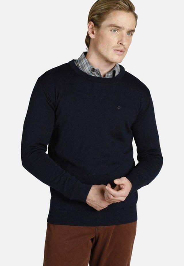 DUKE MASON - Pullover - dark blue