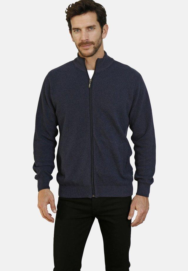 DUKE MILES - Sweatshirt - dunkelblau