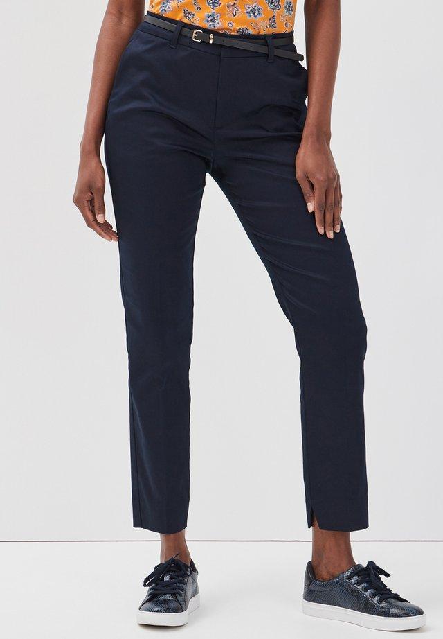 7/8 BUNDHOSE - Pantalon classique - blue marine
