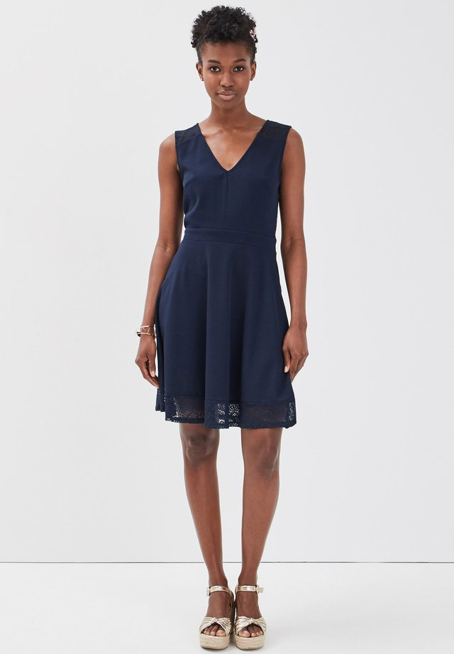 Vestido informal - bleu marine