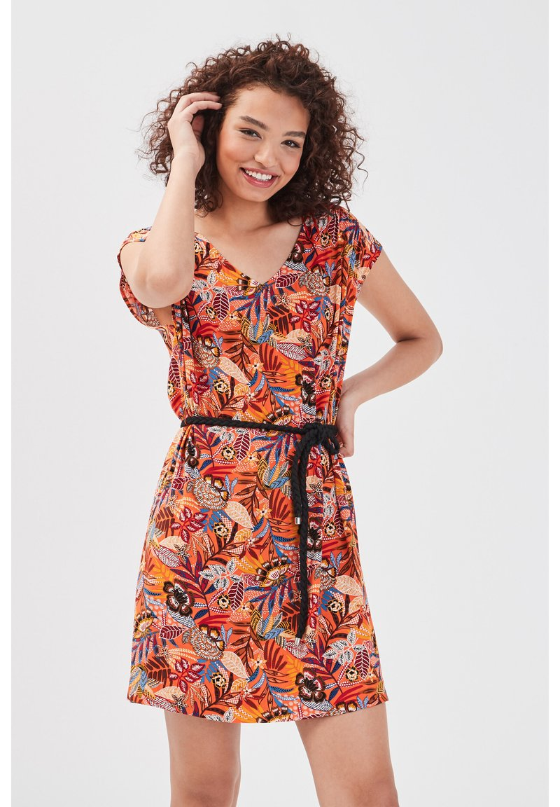 Cache Cache - Robe d'été - orange
