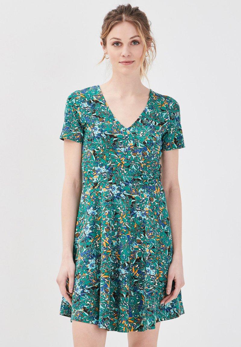 Cache Cache - SKATER - Vestido informal - vert