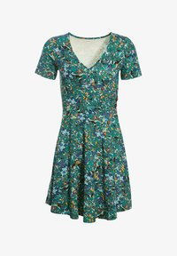 Cache Cache - SKATER - Vestido informal - vert - 4