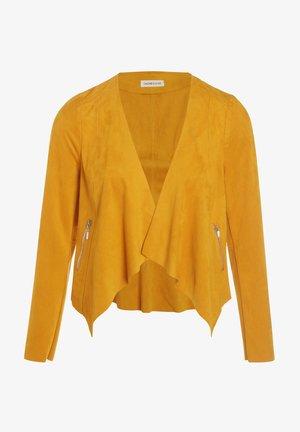 Blazer - jaune