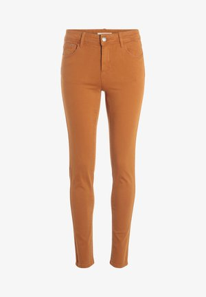 Pantalones - camel