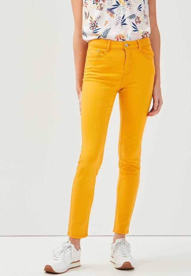 Jean slim - yellow