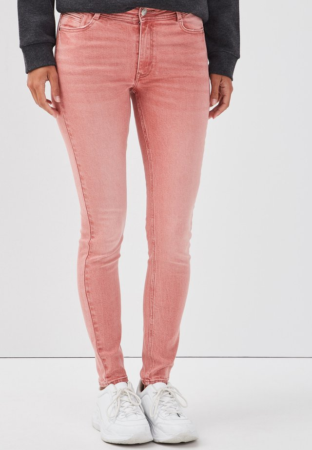 Jeans Skinny Fit - rose clair